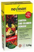 Garten-Dünger: novasan Garten- und Blumendünger