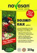 Garten-Dünger: Novasan Dolomitkalk       25 KG