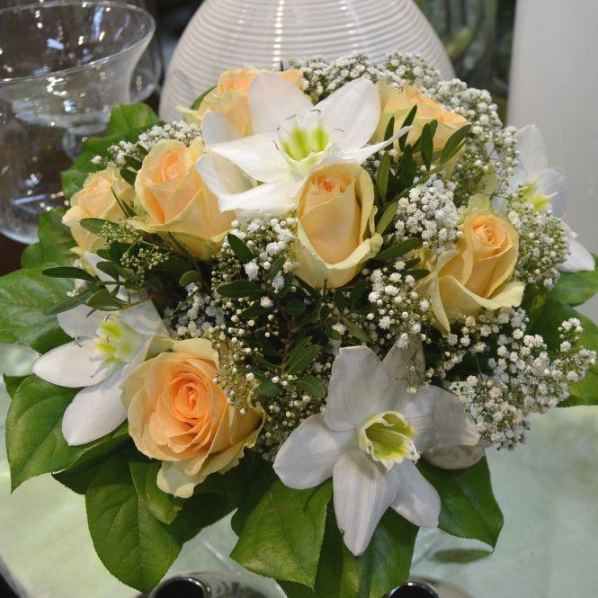 Blumenstrauß: Stern