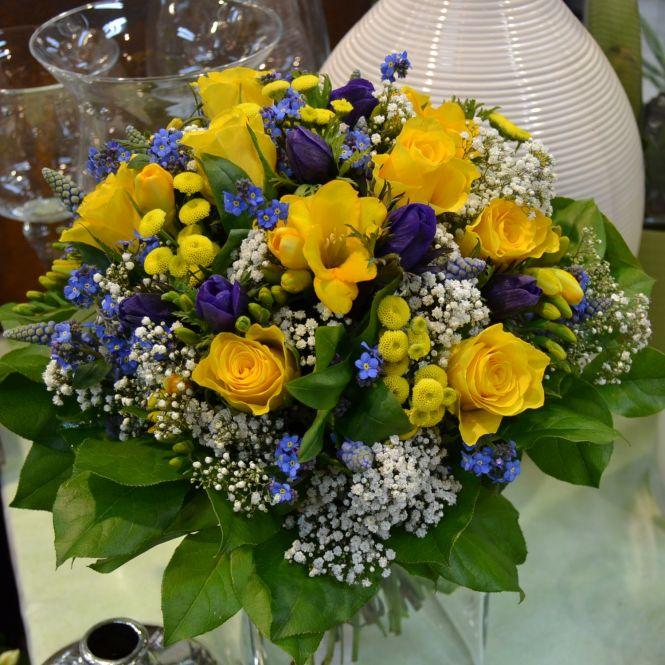 Blumenstrauß: Unser Bestes